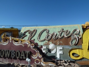 From the Neon Museum